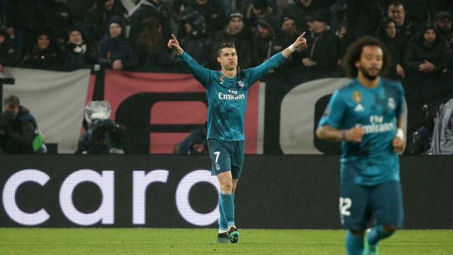 Juventus ofereceu a Ronaldo o que o Real Madrid... lhe tirou