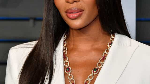 Cantor 23 anos mais novo apontado como o novo namorado de Naomi Campbell