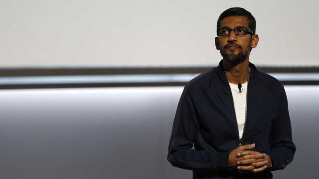 """""""Uma tragédia inimaginável"""". CEO da Google reage a tiroteio no YouTube"""