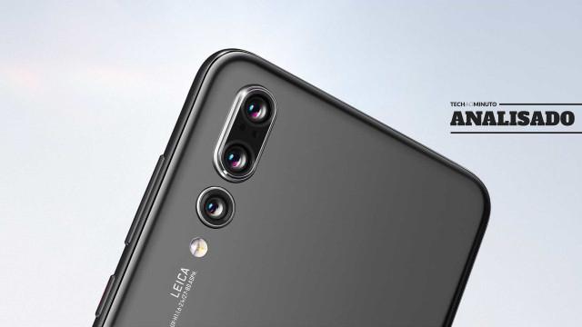 Huawei P20 Pro: Uma câmara que não deixa ninguém indiferente