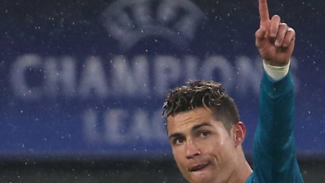 Golo de Cristiano Ronaldo não escapou (nem) à PSP
