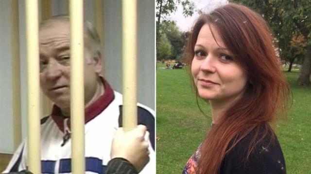 Serguei Skripal e Yulia podem receber asilo e nova identidade nos EUA