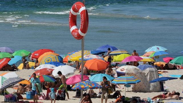 640 praias estão aprovadas para banhos este ano, mais 99 face a 2017