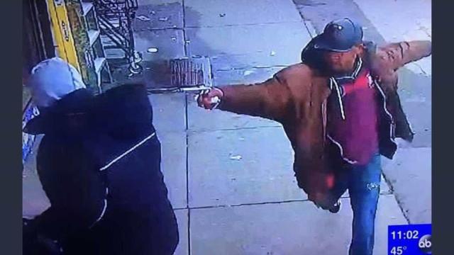 Mais um negro morto pela polícia dos EUA. Saheed tinha um cano na mão