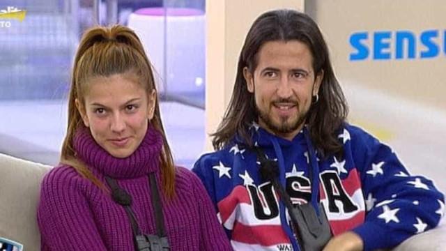 César beijou Angélica Jordão diante da 'ex'? Fadista reage à polémica