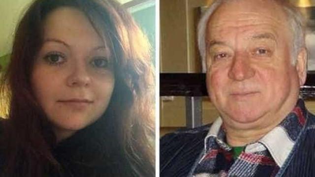 Polícia britânica identifica suspeitos de envenenamento de Skripal