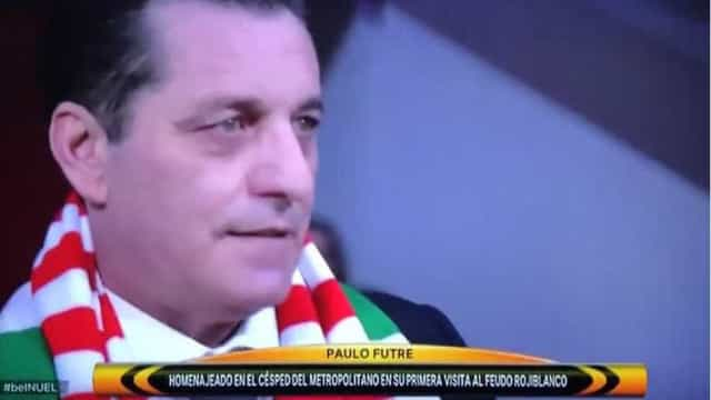 """O momento que deixou Paulo Futre """"sem palavras"""""""