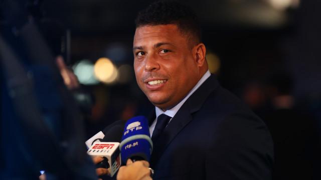 Ex-Barcelona revela a surreal história da saída de Ronaldo para o Inter