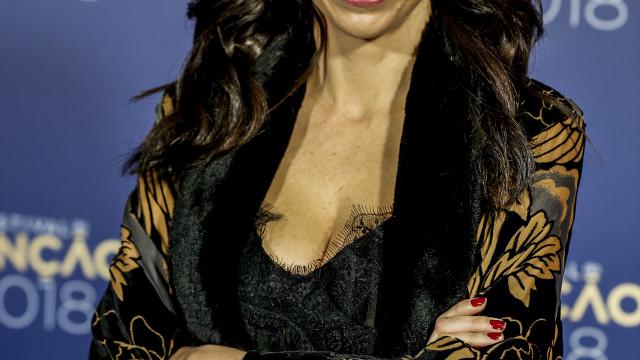 """Vídeo: Filomena Cautela mostra o seu """"mau feitio pré direto"""""""