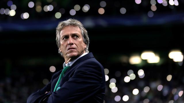 """A certeza de Jesus: """"Sou conhecido no mundo graças ao Benfica"""""""