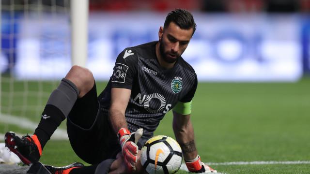 Sporting dá outra 'nega'. 20 milhões não chegam por Patrício
