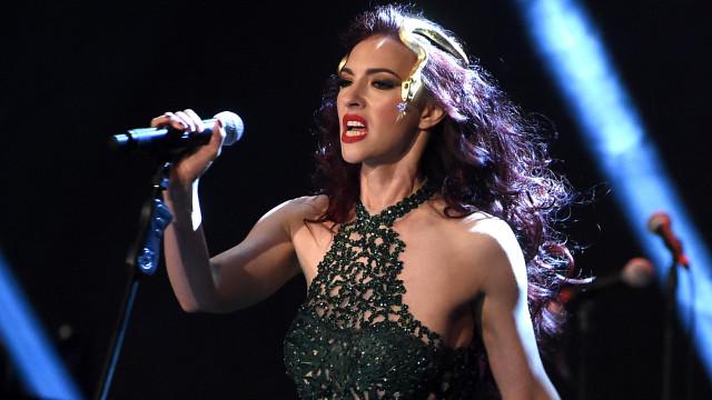 Cantora e atriz de Twin Peaks começa digressão em Coimbra na quarta-feira