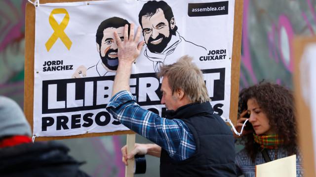 Sessão de investidura de Jordi Sànchez marcada para sexta-feira