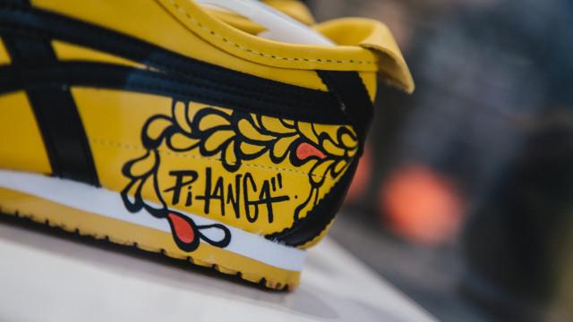 A Asics vai ter ações de costumização de sneakers todos os meses