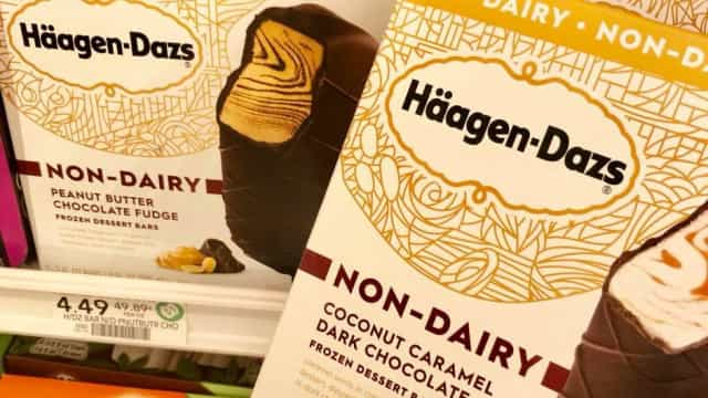 Häagen-Dazs lança gelados vegan