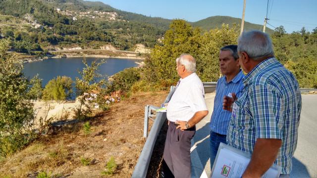 Verdes querem ver reposta praia fluvial de Sejães, tal como prometido