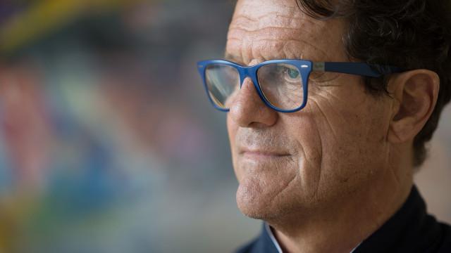Fábio Capello escolheu os três maiores génios da história do futebol