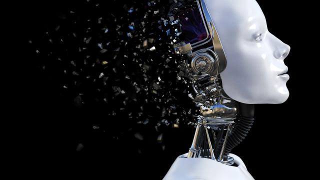Nem os robots serão imunes a depressão, diz investigação