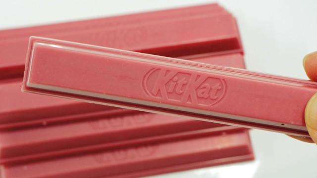 Sonhos cor de rosa: A Nestlé vai lançar um KitKat cor de rubi