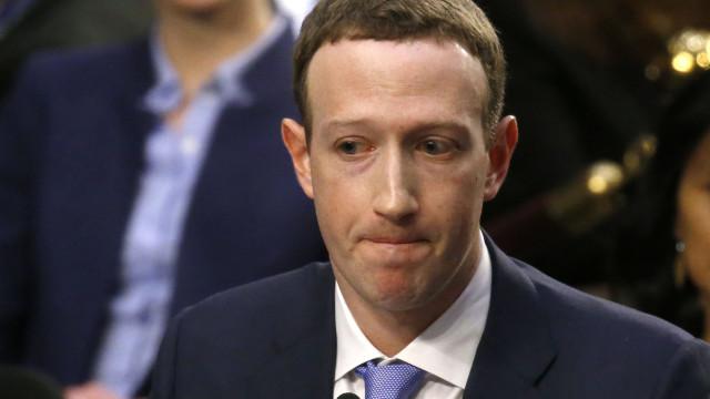 Sessão de Zuckerberg no Parlamento Europeu será transmitida na internet