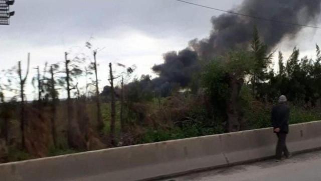Oficial: Pelo menos 100 mortos na queda de avião militar na Argélia
