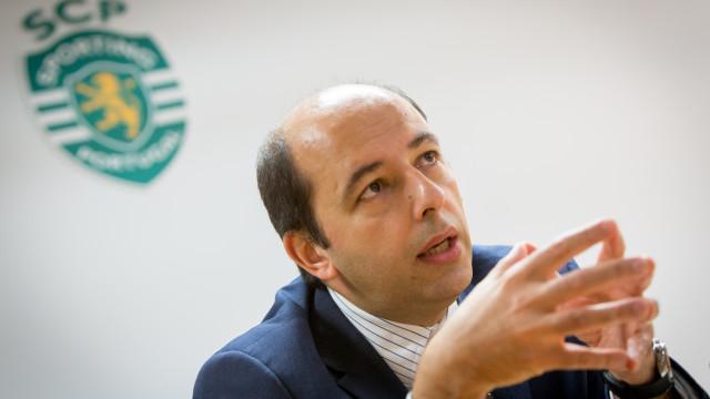 Carlos Vieira: O 'vice' de eleição que pode suceder a Bruno de Carvalho