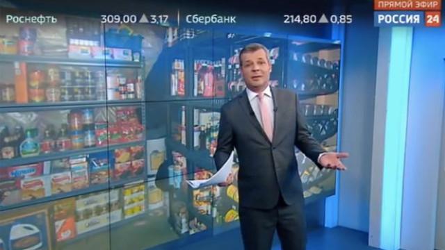 Televisão diz a russos para se preparem para Terceira Guerra Mundial