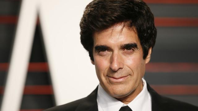 David Copperfield poderá ter de desvendar um dos seus truques de magia