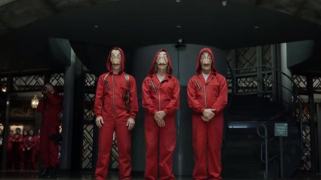 Ladrões tentam imitar 'La Casa de Papel' no Chile mas não correu nada bem