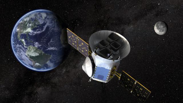 'Caçador' de exoplanetas da NASA tem portugueses a bordo