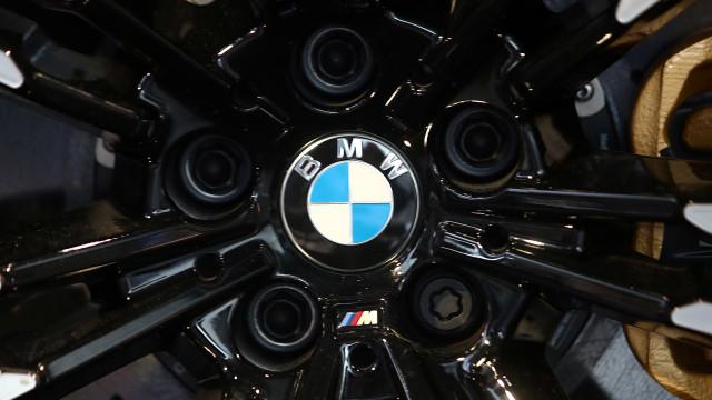 Lucros da BMW recuam 2,4%  no 1.º semestre para quase 4.400 ME