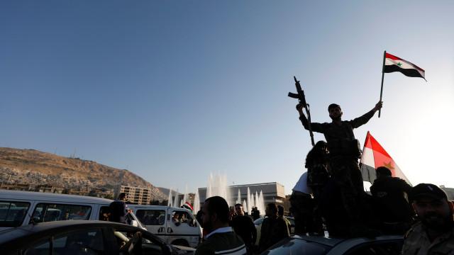 """Damasco ainda pode lançar ataques químicos """"reduzidos"""""""