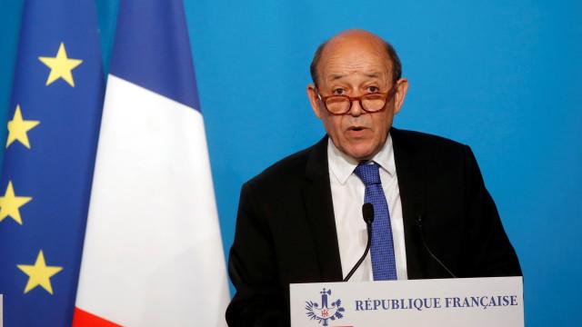 Paris pede a Trump para não se intrometer nos assuntos internos franceses