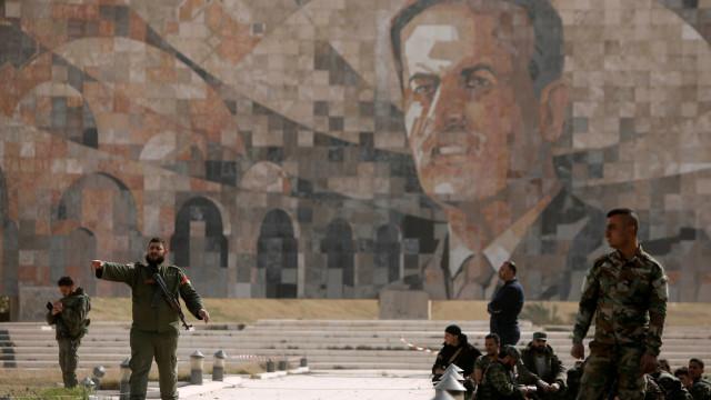 Al-Assad diz estar mais determinado na luta contra terrorismo no país