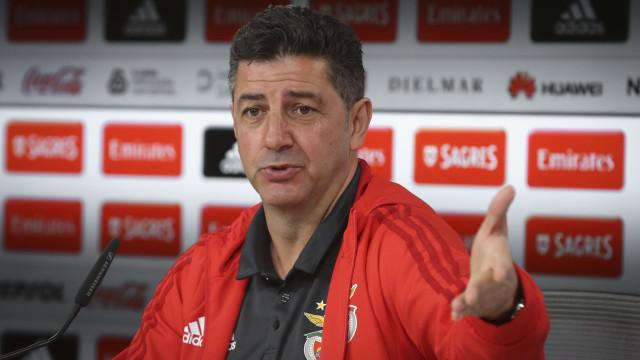"""""""Título europeu? Penso que o Benfica está recheado de um futuro risonho"""""""