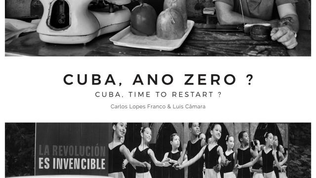 Cuba após a morte de Fidel numa exposição fotográfica em Lisboa