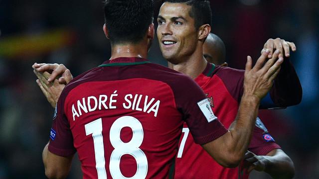 """""""Como é jogar ao lado de Ronaldo? É um sonho"""""""