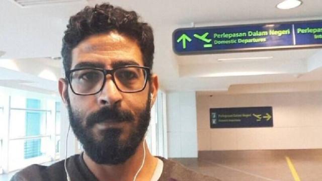 Sírio não sai há mais de um mês de aeroporto da Malásia