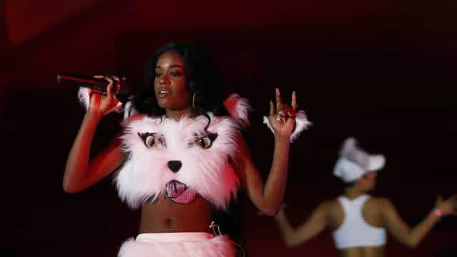 Cantora Azealia Banks alega ter sido drogada e violada