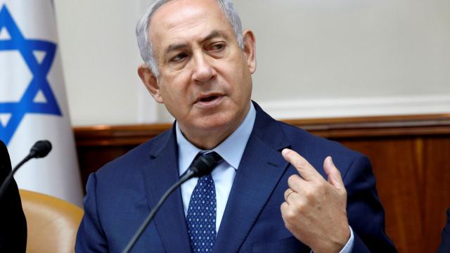 Netanyahu assume pasta da Defesa após renúncia de ex-governante