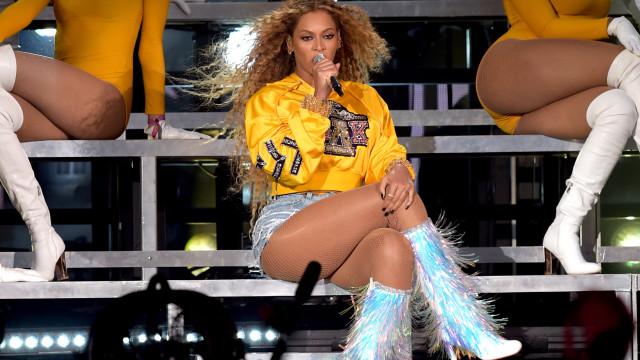 Coachella: Beyoncé arrasou no seu primeiro concerto após ter sido mãe