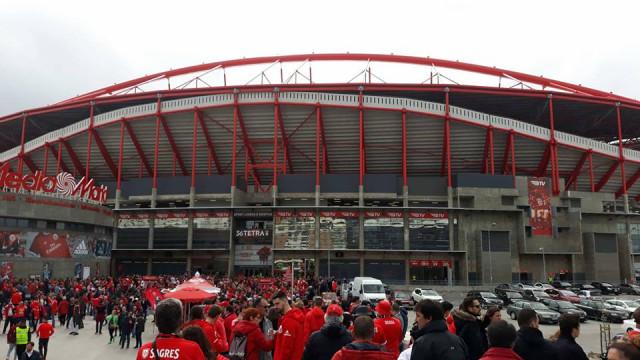 Clássico: Seis adeptos detidos, três no Porto e três em Lisboa