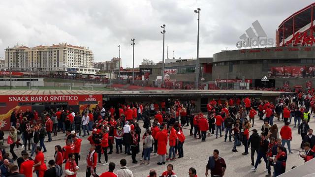 Quatro arguidos na sequência de novas buscas ao Benfica