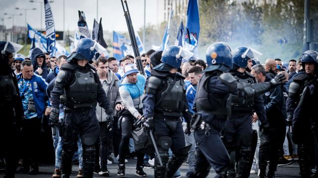 Benfica-FC Porto: Terá a PSP manipulado dados de pirotecnia?