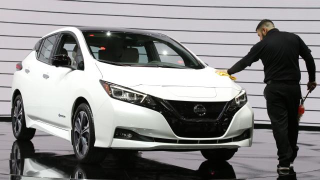 Próxima versão do Nissan Leaf terá mais autonomia