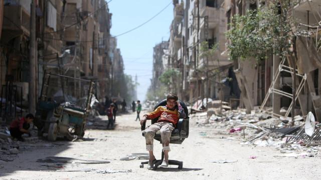 Como chegámos até aqui? A cronologia da guerra na Síria