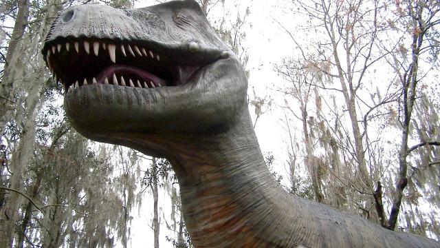 Parque dos Dinossauros atrai mais de 14 milhões na Lourinhã