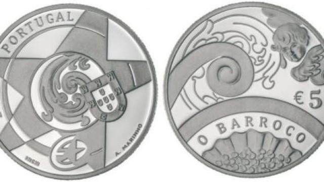 Banco de Portugal vai pôr moeda de coleção a circular. Vale cinco euros