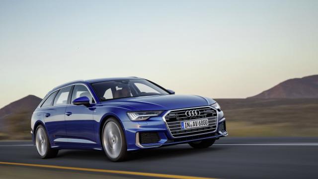 Chegou a hora de conhecer o novo Audi A6 Avant