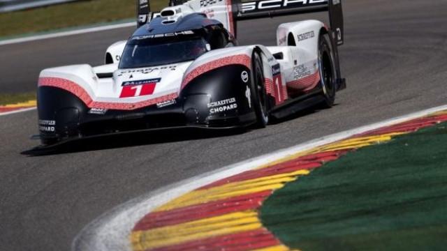 Porsche 919 Hybrid é mais rápido que os F1